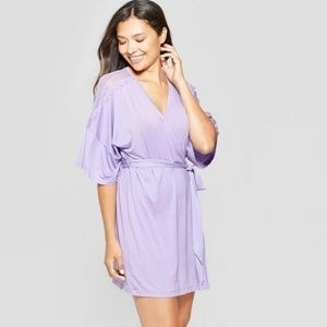 Gilligan & O'malley NEW robe M/L